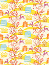 Little Folks Voile VAH03-Sweet Voile Fabric by Anna Maria Horner