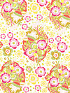Little Folks Voile VAH07-Sweet Voile Fabric by Anna Maria Horner