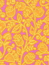Wildwood EM12-Fuchsia Fabric by Erin McMorris