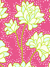 Pop Garden HB07-Rose Fabric by Heather Bailey
