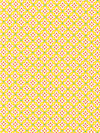 Bijoux HB10-Yellow Fabric by Heather Bailey