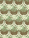 Parisville TP06-Mint Fabric by Tula Pink