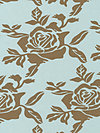 For Your Home HDVP01-Blue Home Dec Fabric by Vicki Payne