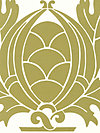 For Your Home HDVP14-Chardonnay Home Dec Fabric by Vicki Payne