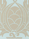 For Your Home HDVP14-Shadow Blue Home Dec Fabric by Vicki Payne