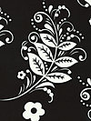 For Your Home HDVP16-Black Home Dec Fabric by Vicki Payne