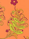 For Your Home HDVP16-Pumpkin Home Dec Fabric by Vicki Payne
