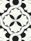 For Your Home HDVP17-Black Home Dec Fabric by Vicki Payne