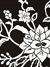 Logan HDVP19-Black Home Dec Fabric by Vicki Payne
