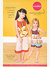 Hannah Sewing Pattern by Patty Young