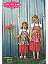 Little Chic Sisters Apron by Marie-Madeline Studio