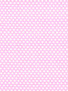 Michael Miller Dots and Stripes CX5518-PINK Fabric by Kathy Miller