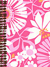 Color Stories CX5244-PINK Fabric by Kathy Miller