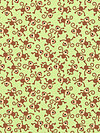 Zoofari Organic Cotton OC3032-Green Organic Fabric by doodlebug design