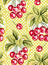 Color Stories CX5489-LIME Fabric by Kathy Miller