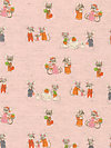 Nursery Versery JG55300-300A Linen Fabric by Heather Ross