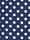 Michael Miller Dots and Stripes PC3744-MIDN Fabric by Kathy Miller