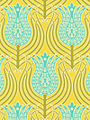 Notting Hill PWJD060-Fern Fabric by Joel Dewberry