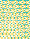 Notting Hill PWJD062-Canary Fabric by Joel Dewberry