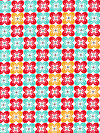 Notting Hill PWJD066-Poppy Fabric by Joel Dewberry