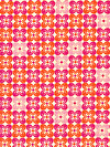 Notting Hill PWJD066-Tangerine Fabric by Joel Dewberry