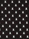 Nevermore Collection DC5524-BLAC Fabric by London Portfolio