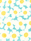 Cosmos Collection CJ5584-AQUA Fabric by Laura Gunn