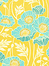 Notting Hill Voile VOJD006-Citron Voile Fabric by Joel Dewberry