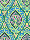 Alchemy Quilting Weight PWAB101-Emerald Fabric by Amy Butler