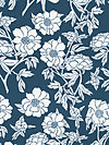 Novella Home Dec SAVW025-Indigo Home Dec Fabric by Valori Wells