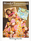 Blissful Turnaround Sewing Card by Valori Wells Designs