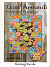 Lion' Around Baby Quilt & Tossing Bags Sewing Card by Valori Wells Designs
