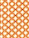 Flutter C3133-Orange Fabric by The Quilted Fish