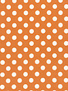 Flutter C3135-Orange Fabric by The Quilted Fish