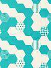 Textured Basics DC5804-TEAL Fabric by Patty Young