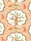Les Amis PS5793-PEAC Fabric by Patty Sloniger
