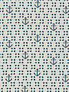 Salt Water PWTP035-Aqua Fabric by Tula Pink