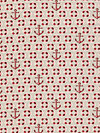 Salt Water PWTP035-Coral Fabric by Tula Pink