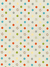 Life in the Jungle Flannel F3163-Gray Flannel Fabric by doohikey designs