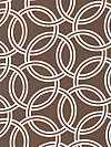 Bekko WS5726-BROW Home Dec Fabric by Trenna Travis