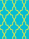 Color Stories DC5702-AQUA Fabric by Kathy Miller