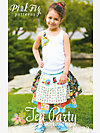 Tea Party Apron Skirt and Top by Chelsea Andersen