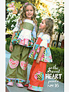 The Sweet Heart Pants by Chelsea Andersen