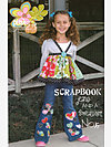 Scrapbook Jeans and a Sweatshirt by Chelsea Andersen