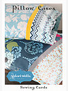 Pillow Cases Sewing Card by Valori Wells