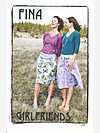 Fina Skirt Girlfriends Pattern by Valori Wells and Nick Coman