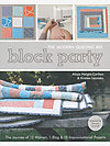 Block Party The Modern Quilting Bee by Alissa Haight Carlton & Kristen Lejnieks