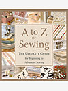 A to Z of Sewing (Softcover) by Martingale & Company