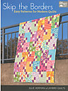 Skip the Borders by Julie Herman of Jaybird Quilts
