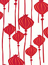 Poppy Modern A-6072-R Fabric by Jane Dixon